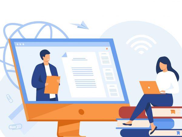 wsparcie informatyczne w zakresie pomocy komputerowej dla firm nowych oraz małych